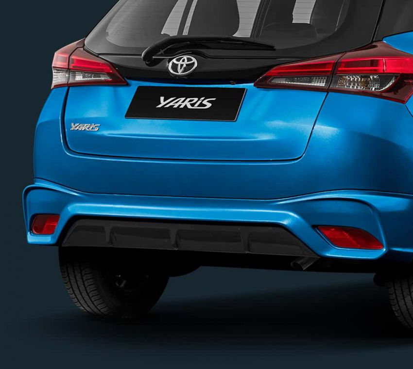 2020 Toyota Yaris and Yaris Ativ facelift launched in Thailand – now with AEB and new styling; from RM72k Image #1163619
