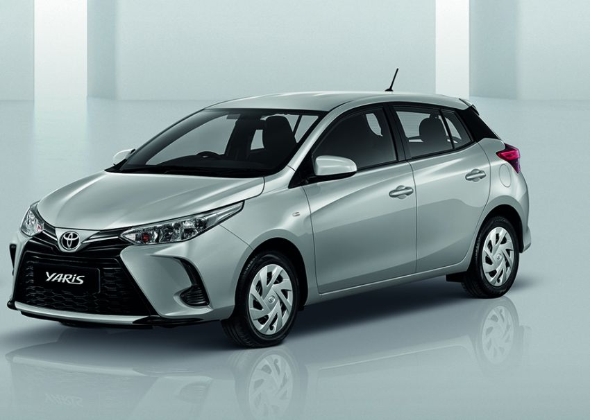 2020 Toyota Yaris and Yaris Ativ facelift launched in Thailand – now with AEB and new styling; from RM72k Image #1164166