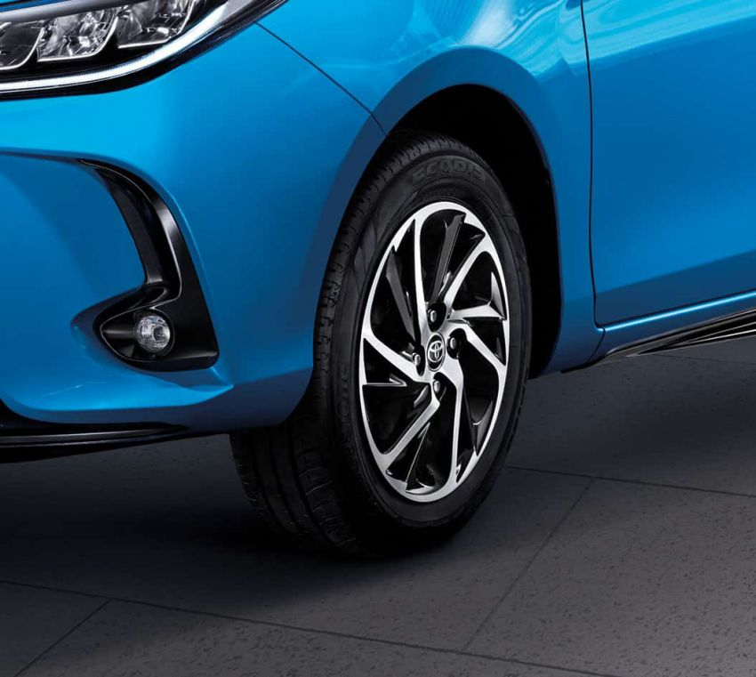 2020 Toyota Yaris and Yaris Ativ facelift launched in Thailand – now with AEB and new styling; from RM72k Image #1163622