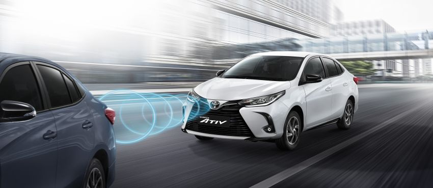 2020 Toyota Yaris and Yaris Ativ facelift launched in Thailand – now with AEB and new styling; from RM72k Image #1164183