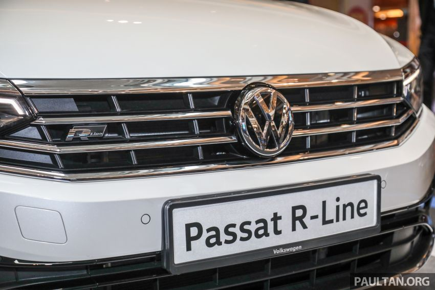 2020 Volkswagen Passat R-Line open for booking – sportier look, DCC, RM200k to RM210k estimated Image #1159197