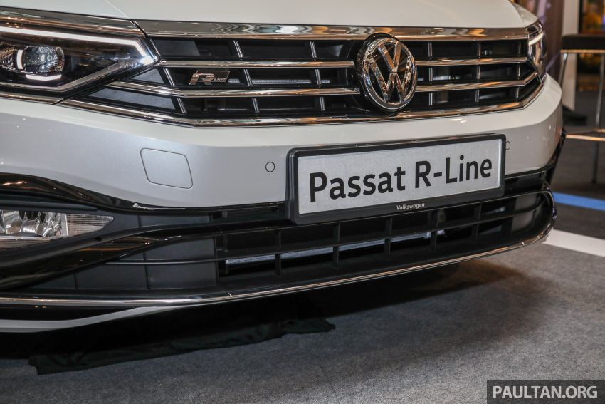 2020 Volkswagen Passat R-Line open for booking – sportier look, DCC, RM200k to RM210k estimated Image #1159198