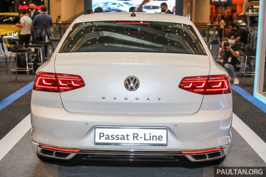 2020 Volkswagen Passat R-Line open for booking – sportier look, DCC, RM200k to RM210k estimated Image #1159192
