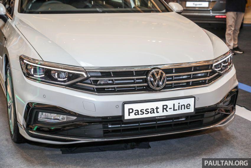 2020 Volkswagen Passat R-Line open for booking – sportier look, DCC, RM200k to RM210k estimated Image #1159193