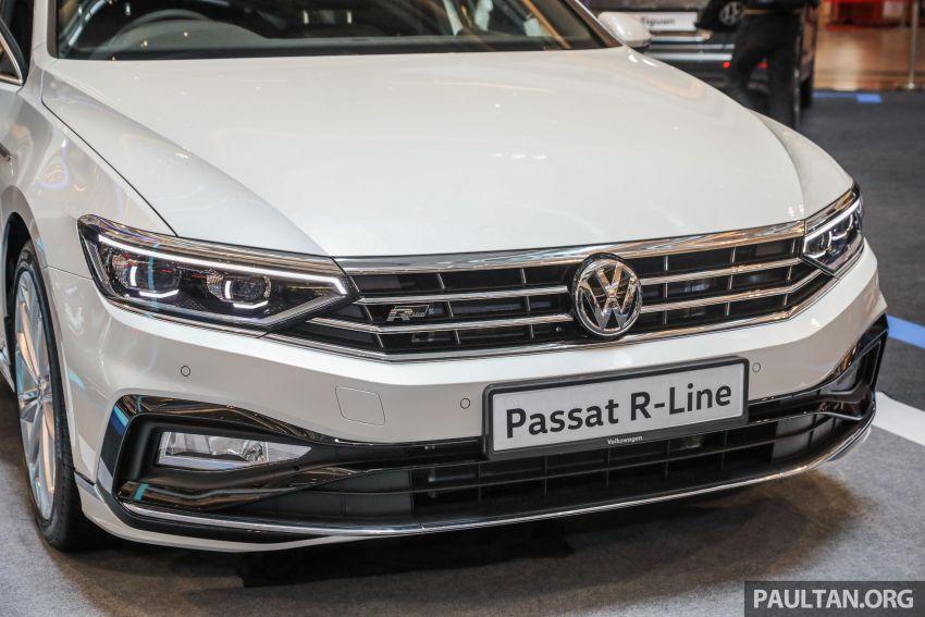 2020 Volkswagen Passat R-Line open for booking – sportier look, DCC, RM200k to RM210k estimated Image #1159194