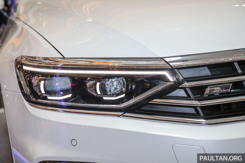 2020 Volkswagen Passat R-Line open for booking – sportier look, DCC, RM200k to RM210k estimated Image #1159195