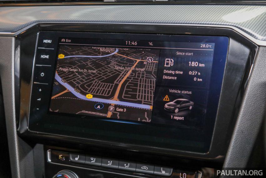 2020 Volkswagen Passat R-Line open for booking – sportier look, DCC, RM200k to RM210k estimated Image #1159226