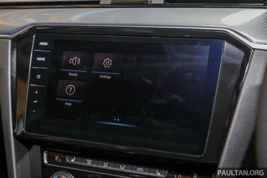 2020 Volkswagen Passat R-Line open for booking – sportier look, DCC, RM200k to RM210k estimated Image #1159228