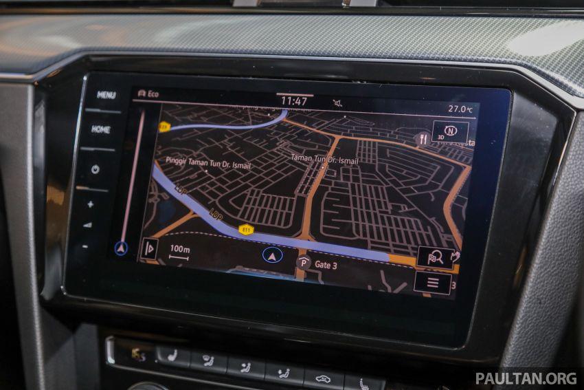 2020 Volkswagen Passat R-Line open for booking – sportier look, DCC, RM200k to RM210k estimated Image #1159230