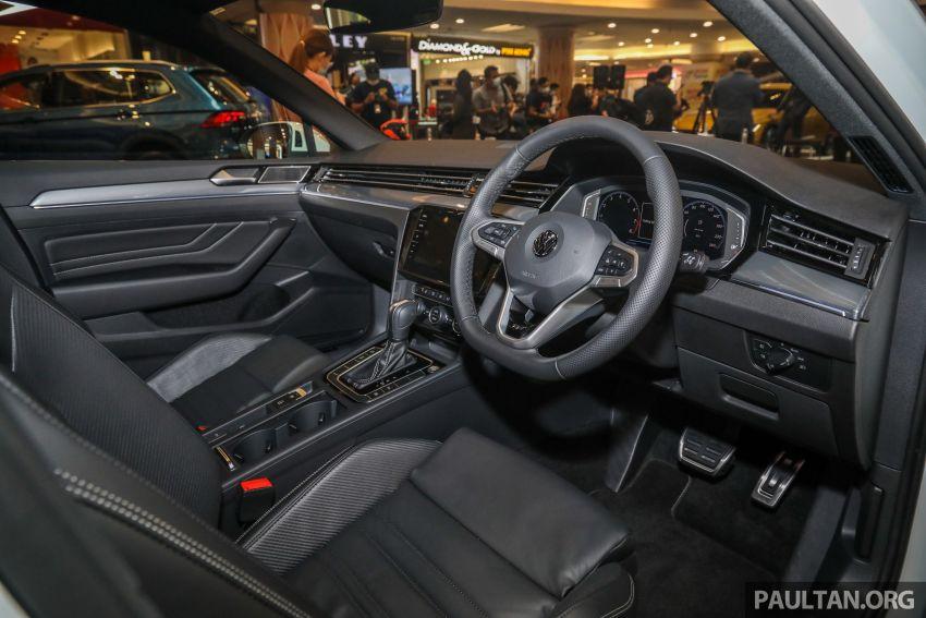 2020 Volkswagen Passat R-Line open for booking – sportier look, DCC, RM200k to RM210k estimated Image #1159215