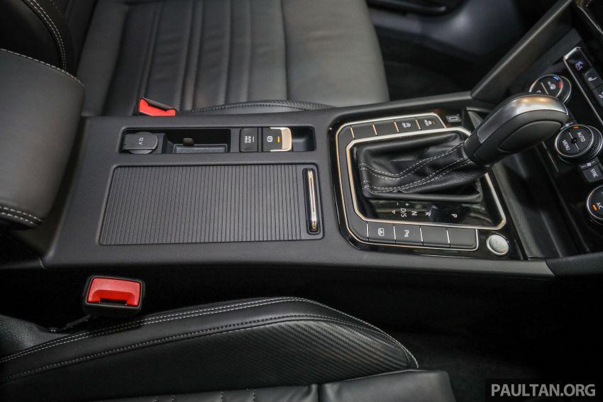 2020 Volkswagen Passat R-Line open for booking – sportier look, DCC, RM200k to RM210k estimated Image #1159235