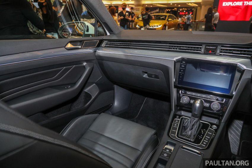 2020 Volkswagen Passat R-Line open for booking – sportier look, DCC, RM200k to RM210k estimated Image #1159240