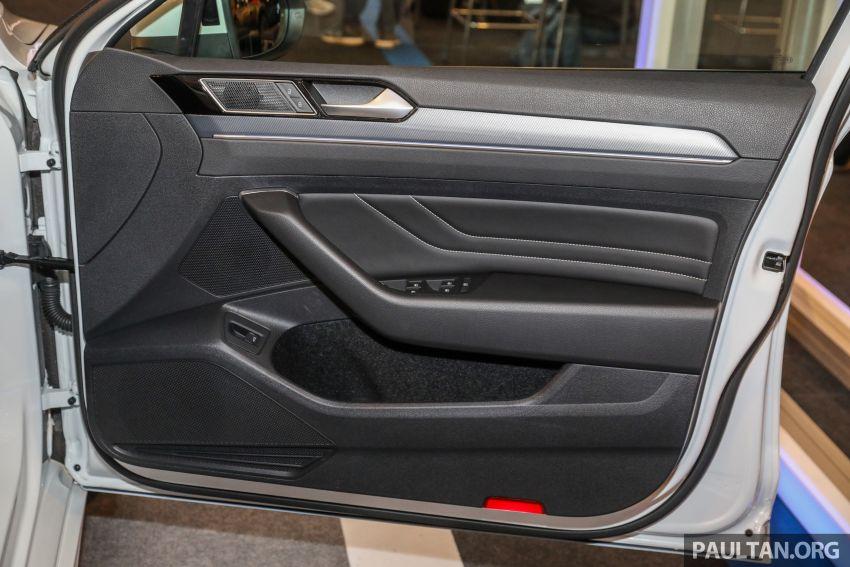 2020 Volkswagen Passat R-Line open for booking – sportier look, DCC, RM200k to RM210k estimated Image #1159247