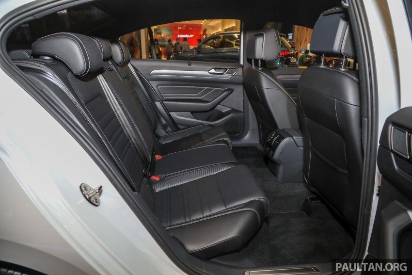 2020 Volkswagen Passat R-Line open for booking – sportier look, DCC, RM200k to RM210k estimated Image #1159249