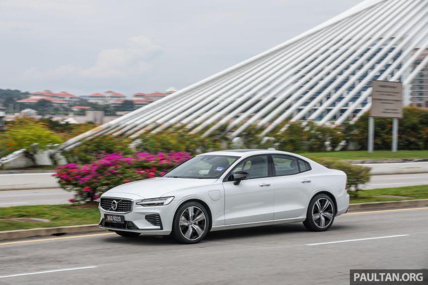 PANDU UJI: Volvo S60 T8 Twin Engine – lebih nakal? Image #1165688