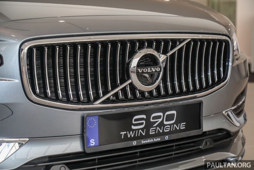Volvo S90 T8 Special Edition – T8 Inscription with bodykit, 20-inch wheels worth RM35k, same price Image #1162369