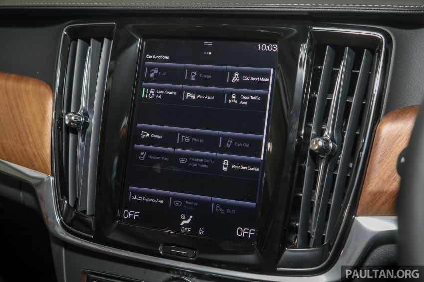 Volvo S90 T8 Special Edition – T8 Inscription with bodykit, 20-inch wheels worth RM35k, same price Image #1162399