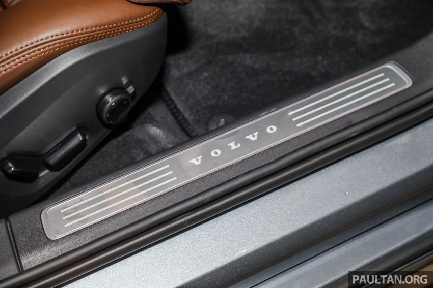 Volvo S90 T8 Special Edition – T8 Inscription with bodykit, 20-inch wheels worth RM35k, same price Image #1162422