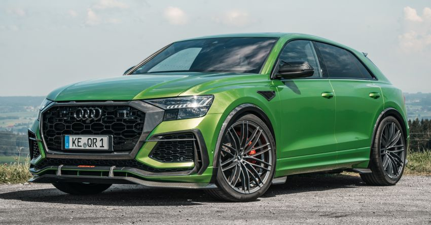 Audi RS Q8-R by ABT – 740 hp, 920 Nm, 0-100 in 3.4s! Image #1160548