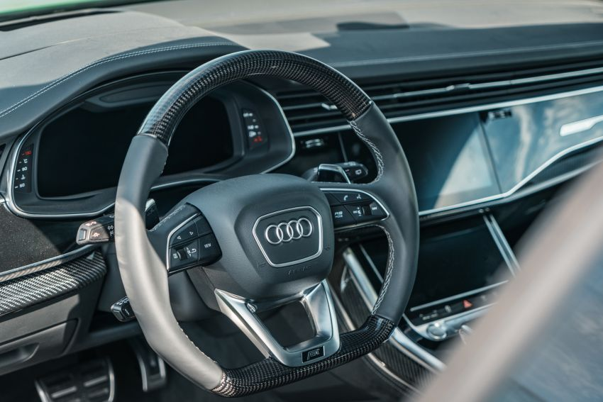 Audi RS Q8-R by ABT – 740 hp, 920 Nm, 0-100 in 3.4s! Image #1160553