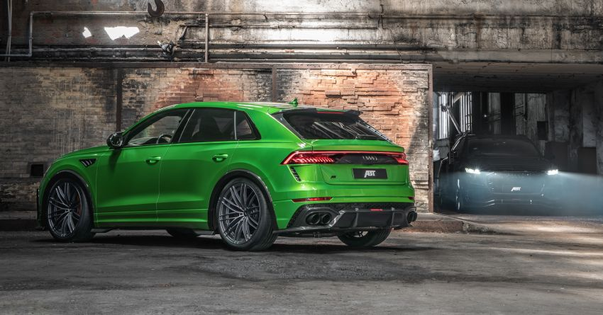 Audi RS Q8-R by ABT – 740 hp, 920 Nm, 0-100 in 3.4s! Image #1160539