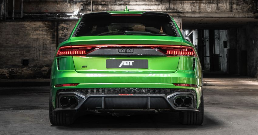 Audi RS Q8-R by ABT – 740 hp, 920 Nm, 0-100 in 3.4s! Image #1160540