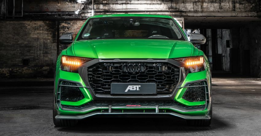 Audi RS Q8-R by ABT – 740 hp, 920 Nm, 0-100 in 3.4s! Image #1160541