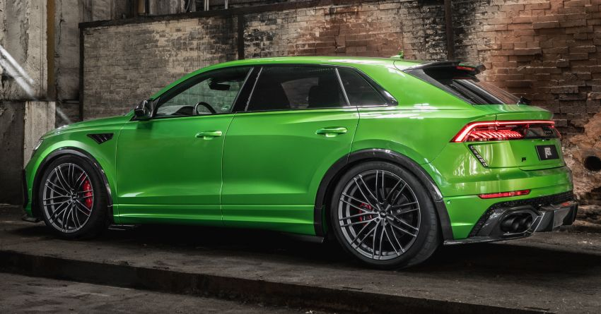 Audi RS Q8-R by ABT – 740 hp, 920 Nm, 0-100 in 3.4s! Image #1160542