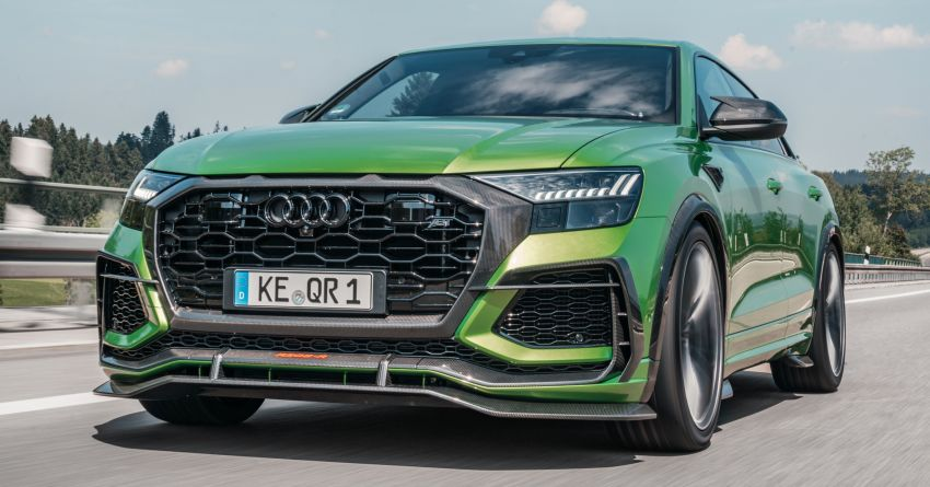 Audi RS Q8-R by ABT – 740 hp, 920 Nm, 0-100 in 3.4s! Image #1160543