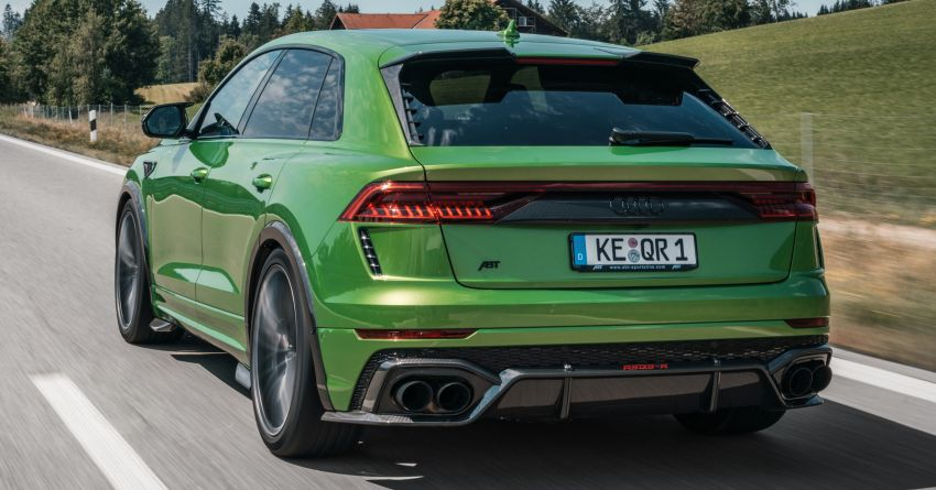 Audi RS Q8-R by ABT – 740 hp, 920 Nm, 0-100 in 3.4s! Image #1160544