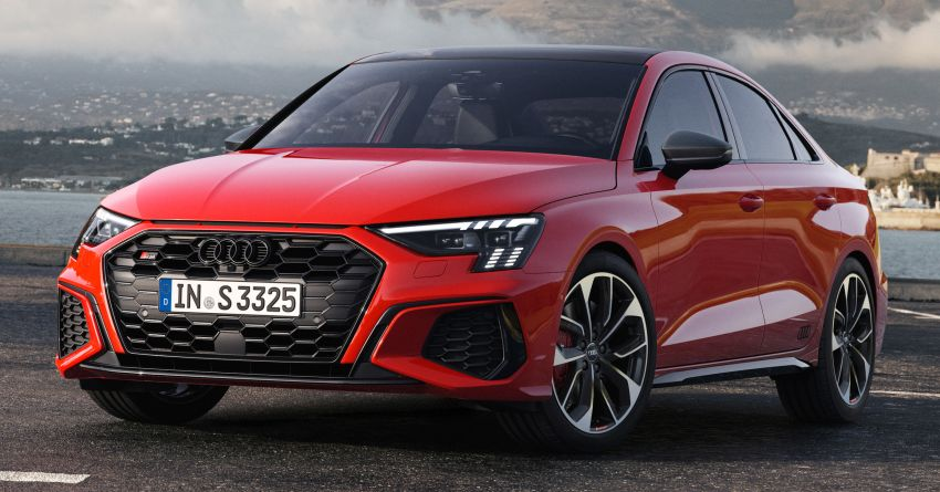 2021 Audi S3 Sedan, Sportback debut – AMG A35 rival with 2.0L TFSI; 310 PS & 400 Nm, 0-100 in 4.8 seconds Image #1158710