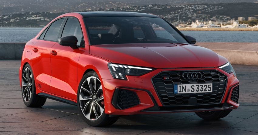 2021 Audi S3 Sedan, Sportback debut – AMG A35 rival with 2.0L TFSI; 310 PS & 400 Nm, 0-100 in 4.8 seconds Image #1158714