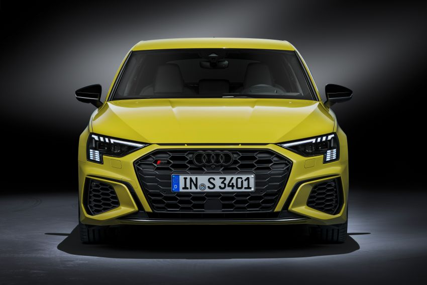2021 Audi S3 Sedan, Sportback debut – AMG A35 rival with 2.0L TFSI; 310 PS & 400 Nm, 0-100 in 4.8 seconds Image #1158727