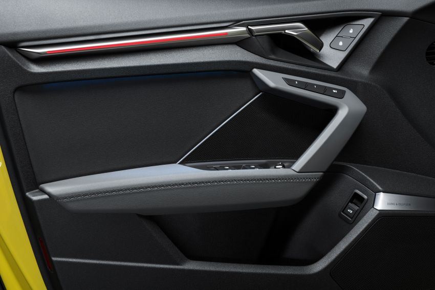2021 Audi S3 Sedan, Sportback debut – AMG A35 rival with 2.0L TFSI; 310 PS & 400 Nm, 0-100 in 4.8 seconds Image #1158769