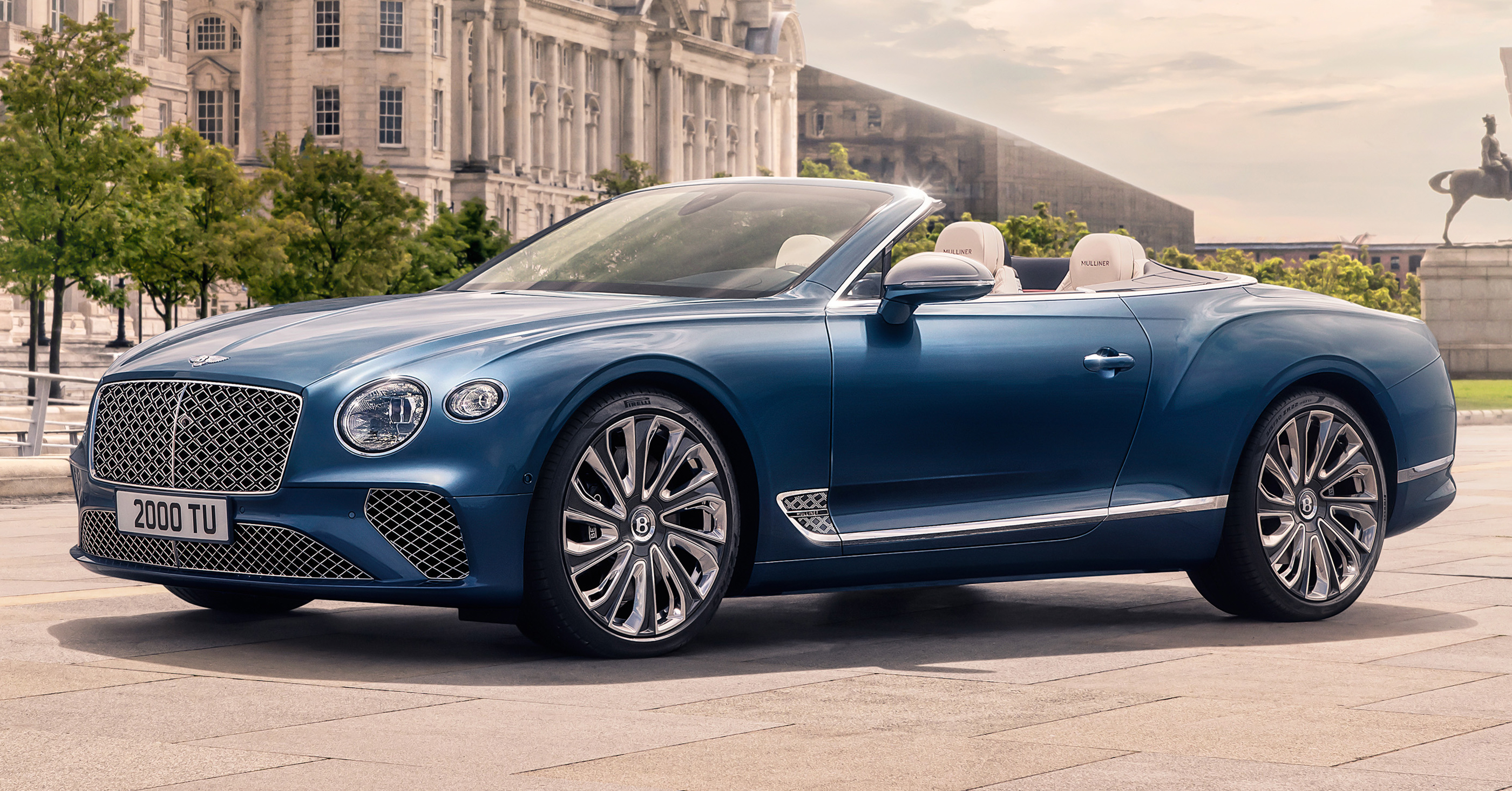 2020 Bentley Continental Gt Convertible 37 Units Recalled Soft Top Can Be Activated From Too Far Away Paultan Org