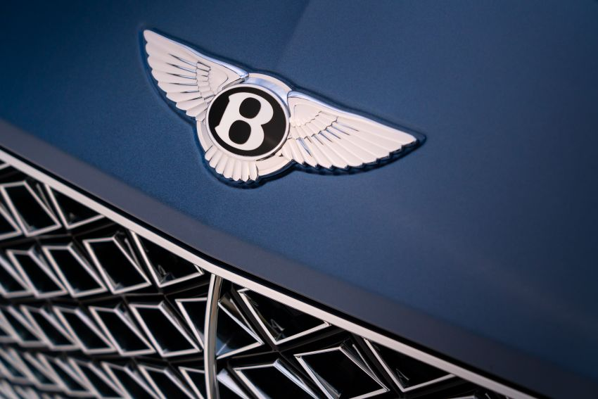 2021 Bentley Continental GT Mulliner Convertible debuts – 6.0L twin-turbo W12, 0-100 km/h in 3.7s! Image #1154953