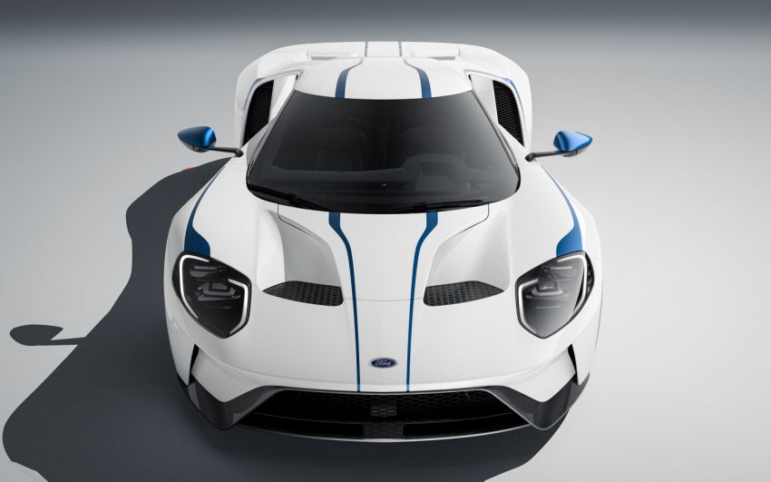 2021 Ford GT Heritage Edition – Daytona '66 inspired Image #1161567