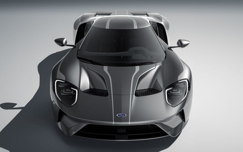 2021 Ford GT Heritage Edition – Daytona '66 inspired Image #1161570