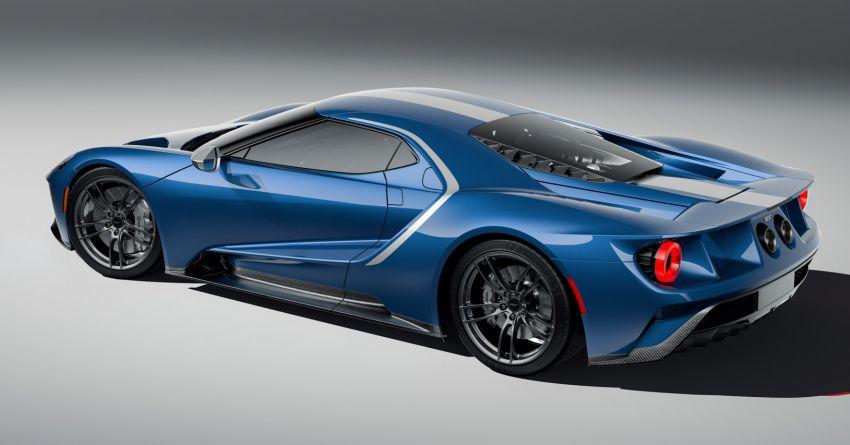 2021 Ford GT Heritage Edition – Daytona '66 inspired Image #1161571