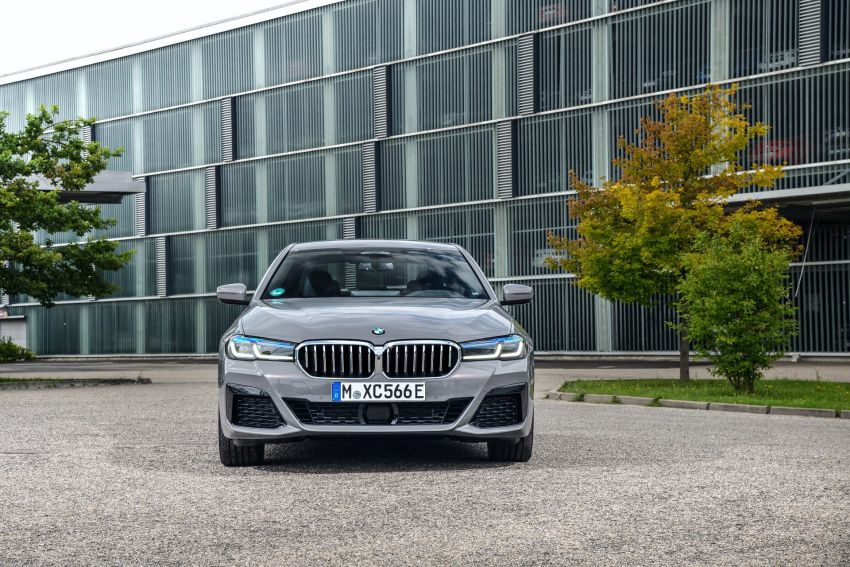2021 G30 BMW 545e xDrive detailed – fastest BMW PHEV with 394 PS, 600 Nm; 0-100 km/h in 4.7 seconds! Image #1157755
