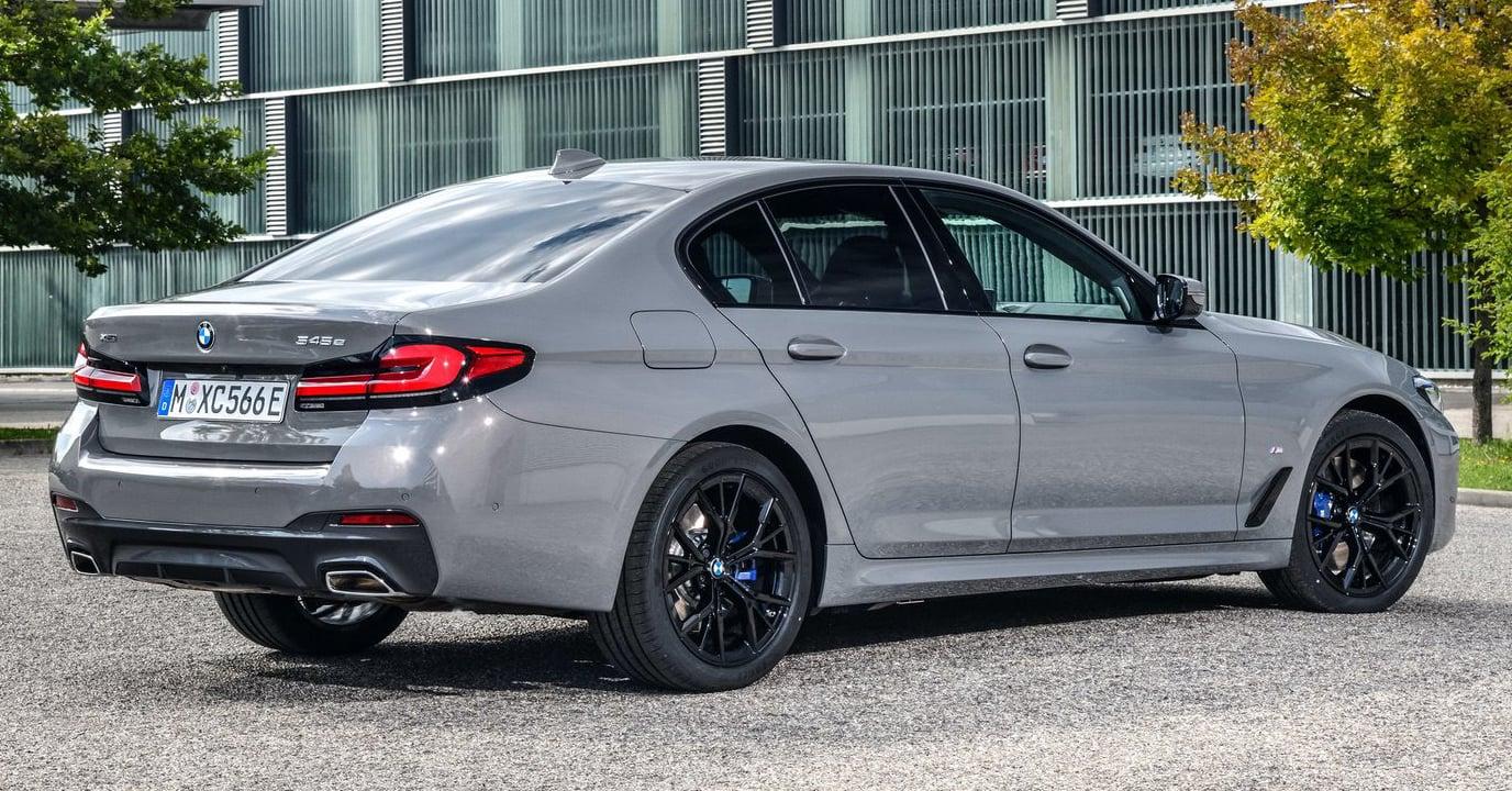 2021 G30 BMW 545e xDrive detailed - fastest BMW PHEV with ...