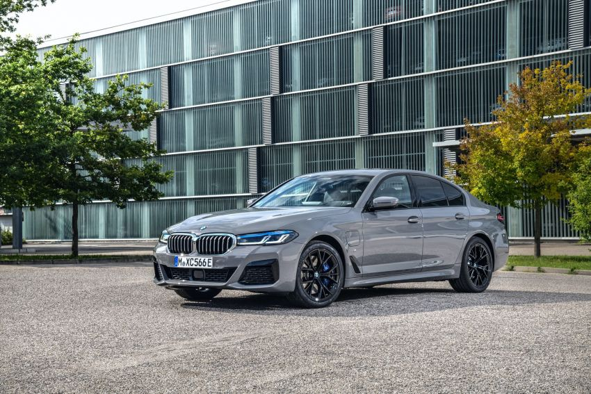 2021 G30 BMW 545e xDrive detailed – fastest BMW PHEV with 394 PS, 600 Nm; 0-100 km/h in 4.7 seconds! Image #1157769