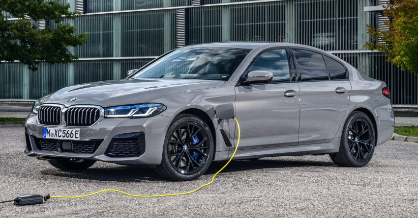 2021 G30 BMW 545e xDrive detailed – fastest BMW PHEV with 394 PS, 600 Nm; 0-100 km/h in 4.7 seconds! Image #1157771