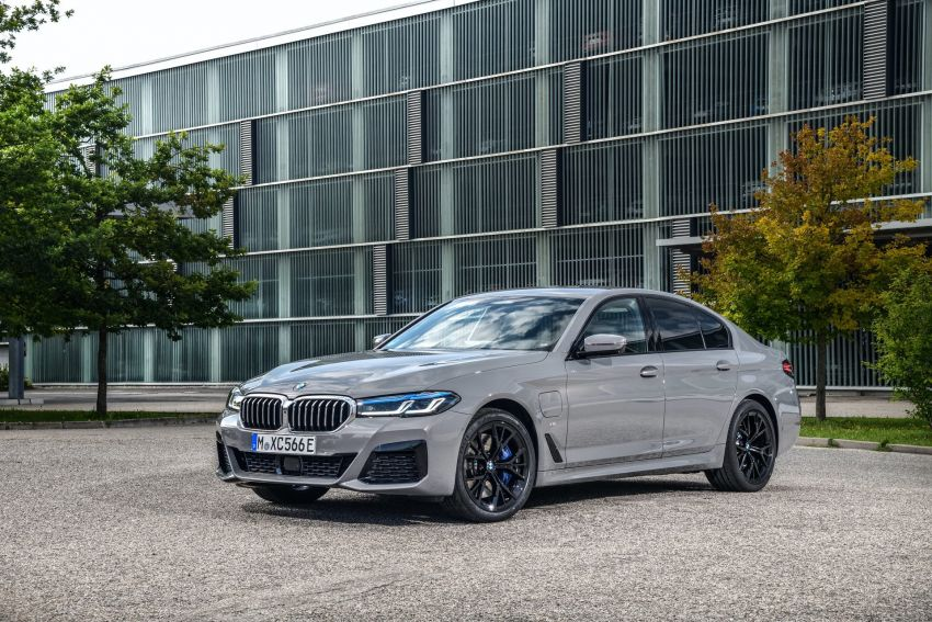 2021 G30 BMW 545e xDrive detailed – fastest BMW PHEV with 394 PS, 600 Nm; 0-100 km/h in 4.7 seconds! Image #1157772