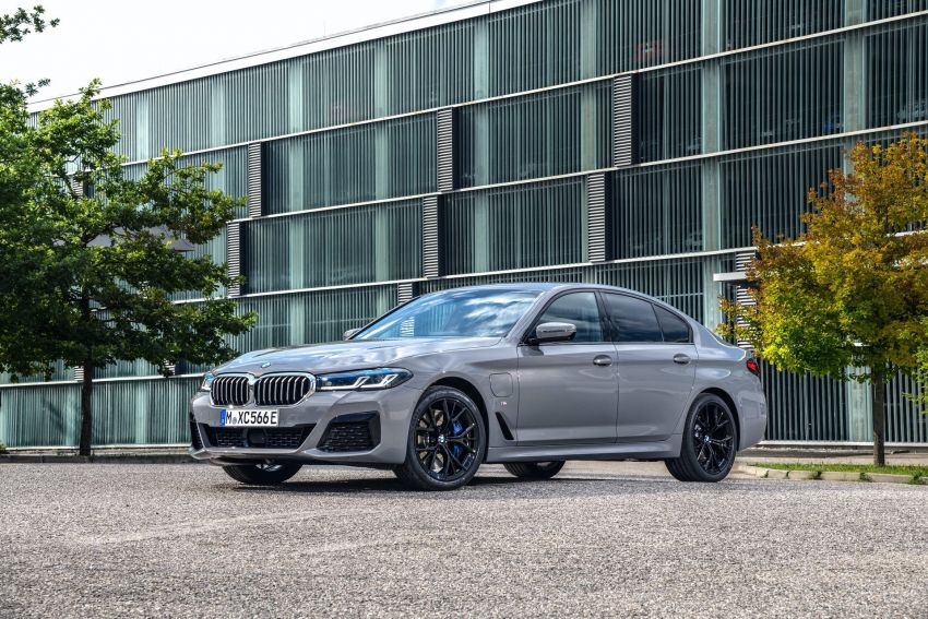2021 G30 BMW 545e xDrive detailed – fastest BMW PHEV with 394 PS, 600 Nm; 0-100 km/h in 4.7 seconds! Image #1157773