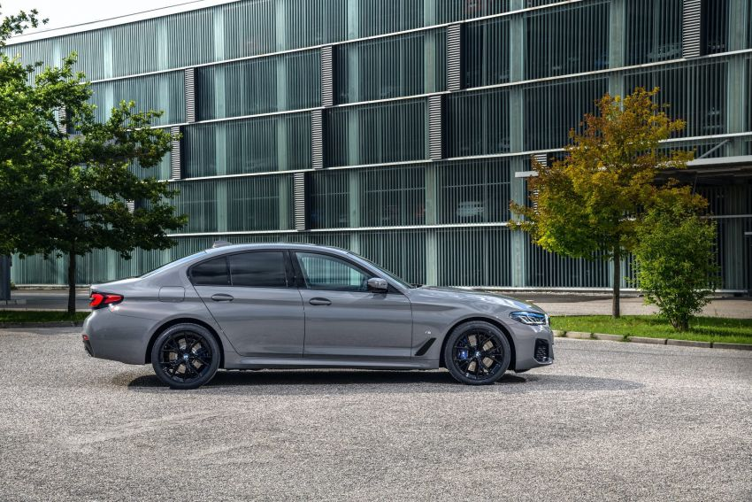 2021 G30 BMW 545e xDrive detailed – fastest BMW PHEV with 394 PS, 600 Nm; 0-100 km/h in 4.7 seconds! Image #1157774