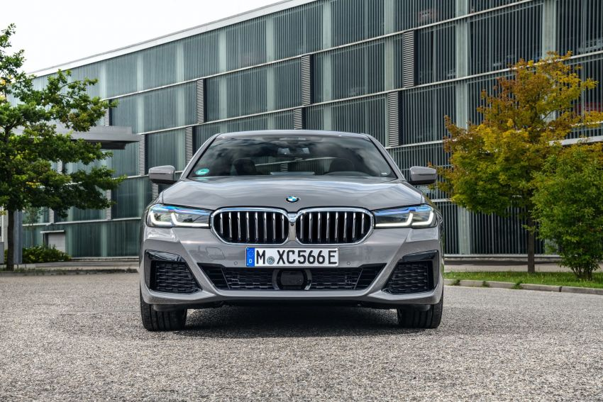 2021 G30 BMW 545e xDrive detailed – fastest BMW PHEV with 394 PS, 600 Nm; 0-100 km/h in 4.7 seconds! Image #1157756