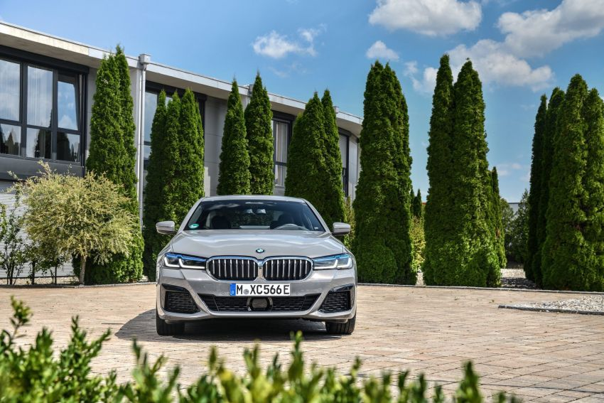 2021 G30 BMW 545e xDrive detailed – fastest BMW PHEV with 394 PS, 600 Nm; 0-100 km/h in 4.7 seconds! Image #1157780