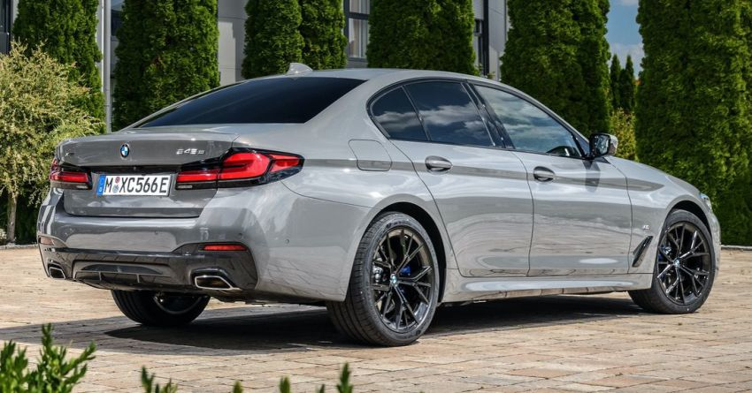 2021 G30 BMW 545e xDrive detailed – fastest BMW PHEV with 394 PS, 600 Nm; 0-100 km/h in 4.7 seconds! Image #1157782