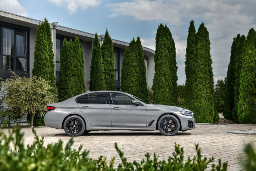 2021 G30 BMW 545e xDrive detailed – fastest BMW PHEV with 394 PS, 600 Nm; 0-100 km/h in 4.7 seconds! Image #1157784